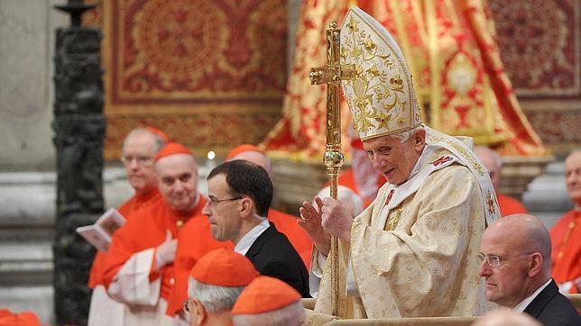 El Papa pide a los nuevos cardenales «testimoniar la alegría del amor de Cristo»