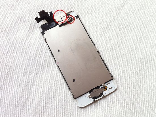 iPhone 5 disassembly stage 10
