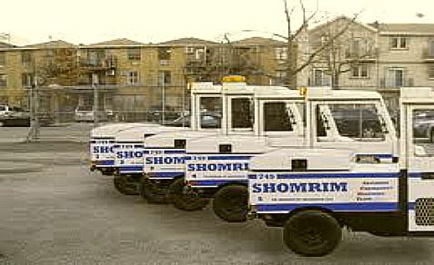 The Haredi Shomrim police force, founded in New York, now is protecting Muslims in London