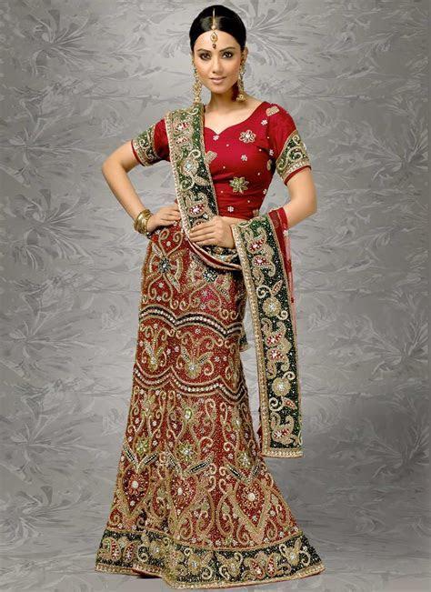 Fashion & Style: Indian Sarees Designs Bridal Wedding
