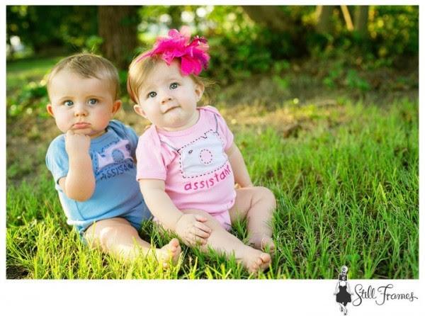 Cute Little Assistants Amy Tangerine