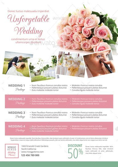 Wedding Planner by monggokerso   GraphicRiver