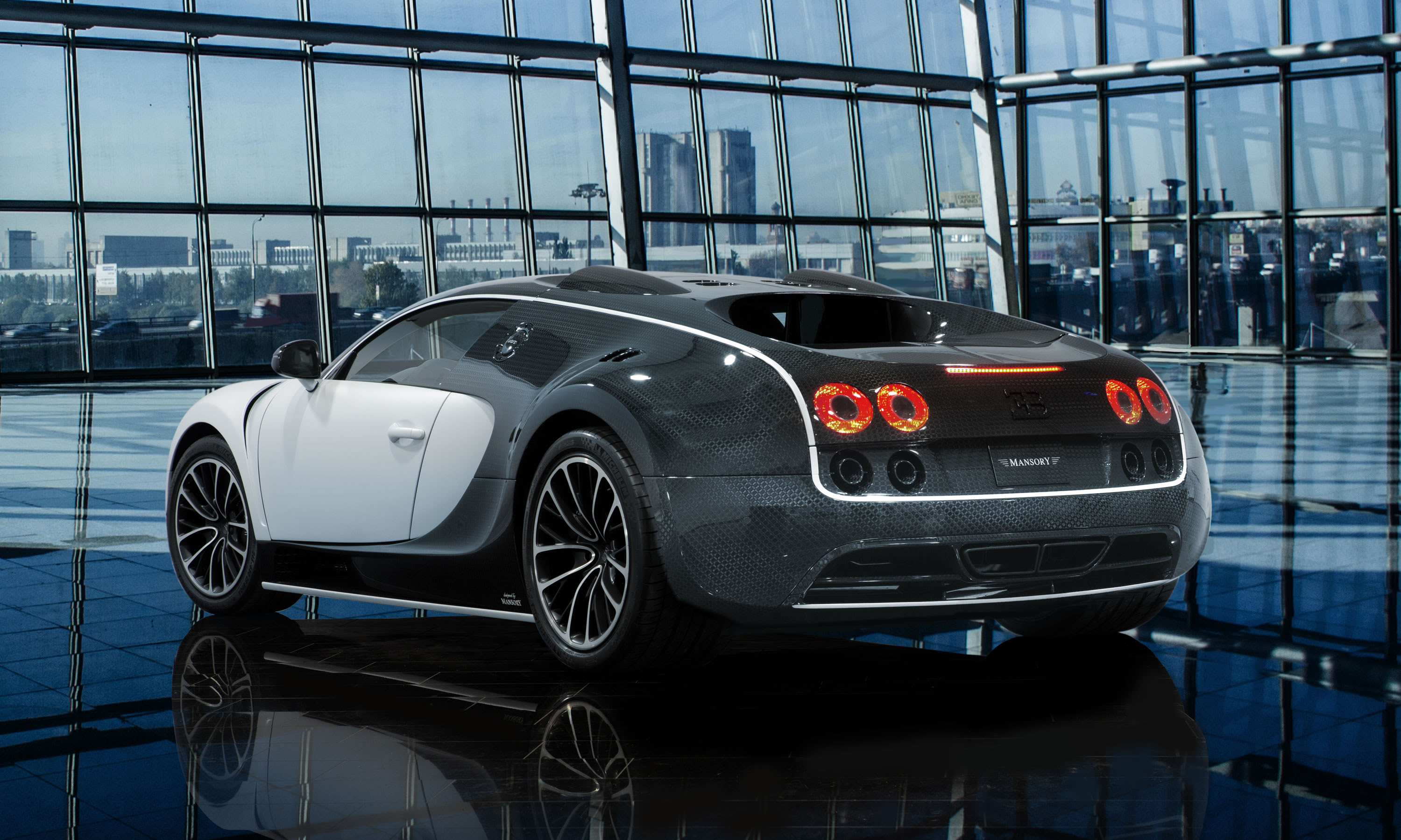 2014 Bugatti Veyron 16.4 Vivere by Mansory Photos, Specs and Review - RS