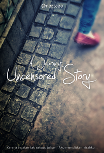 A Journey - Uncensored Story - FRONT COVER