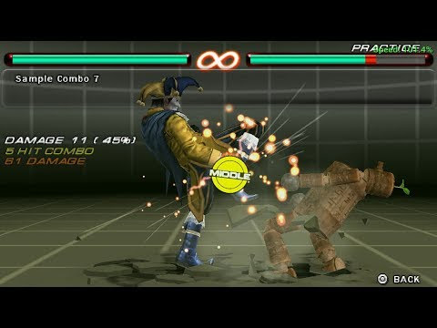 Tekken 6 Ppsspp Marshall Law Combos W Zone Wpro Click