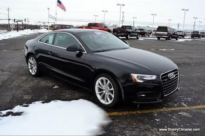 2014 Audi A5 Quattro Premium Plus