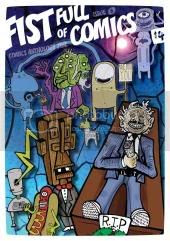 FFoC #6 cover by Jakes 1 & 2
