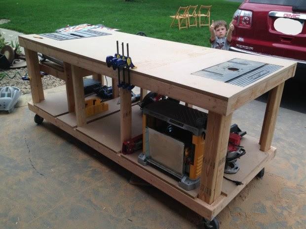 Diy Workbench Reddit Wood In Cabinet Making