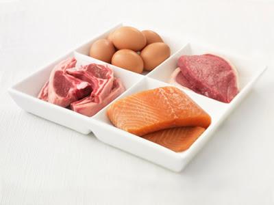 写真:タンパク質