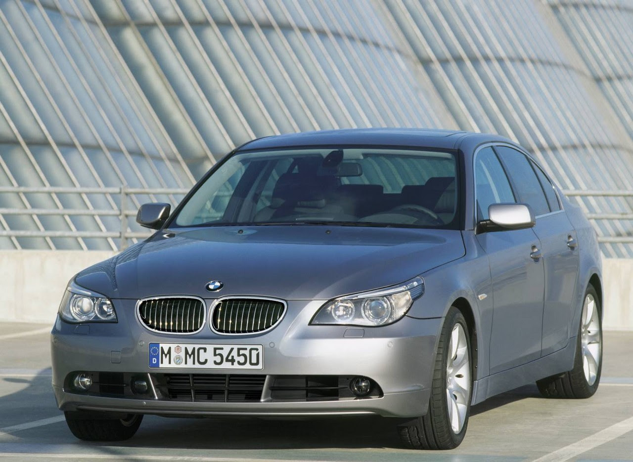 Problems And Recalls Bmw E60 5 Series Sedan 2003 10
