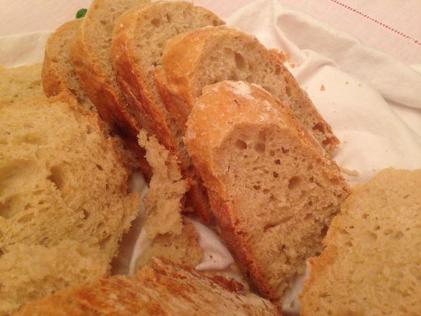 Dutch Oven French Bread | Two Chums