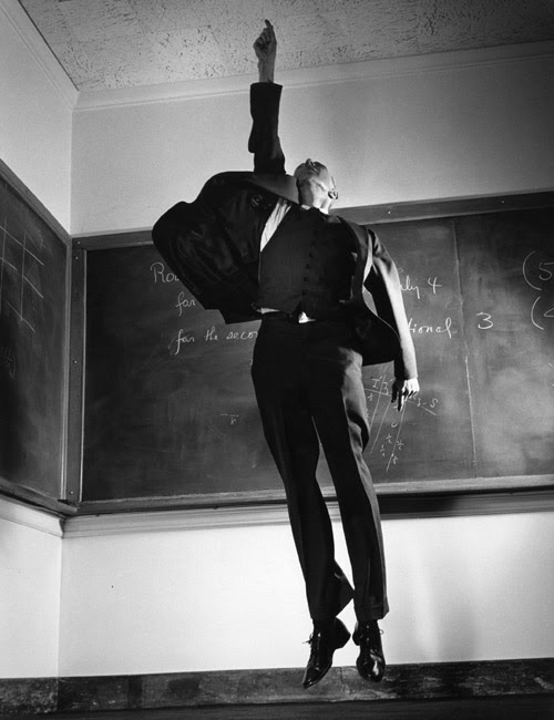halsman Oppenheimer Les sauts de Philippe Halsman  photo photographie featured art