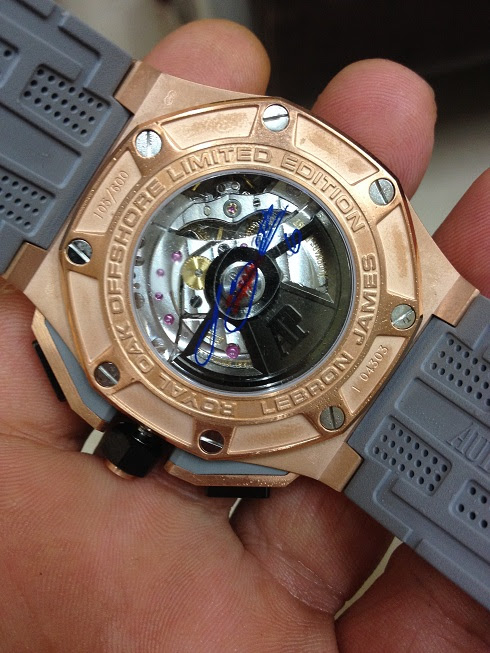 Audemars Piguet Royal Oak Offshore LeBron James Replica 5