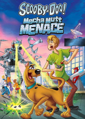 Scooby-Doo Mecha Mutt Menace
