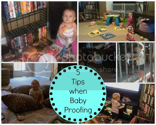 Child Safety Baby Proofing Advice Tips