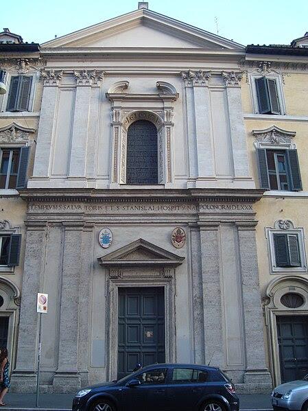 Fil: Eglise Saint Stanislaus av Polacchi.JPG