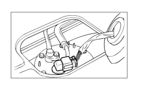 Where Is The Fuel Filter Located On Hyundai Xg350 And How To Replace It
