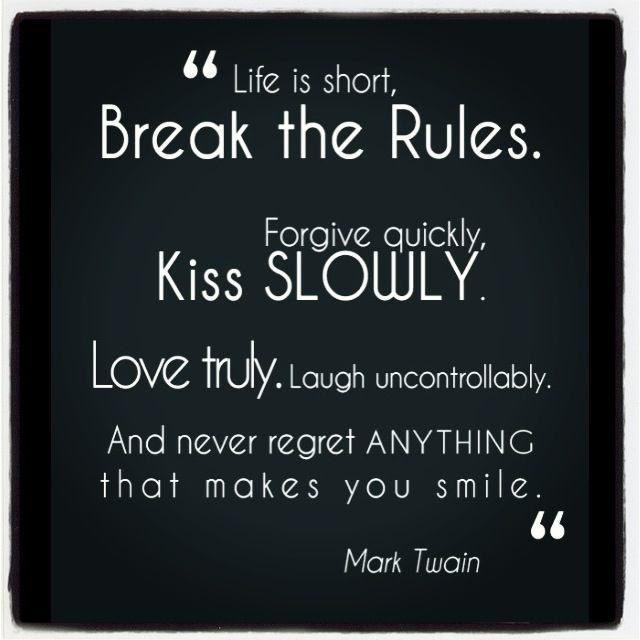 Quotes About Rule Breakers 33 Quotes
