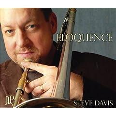 Steve Davis Eloquence cover