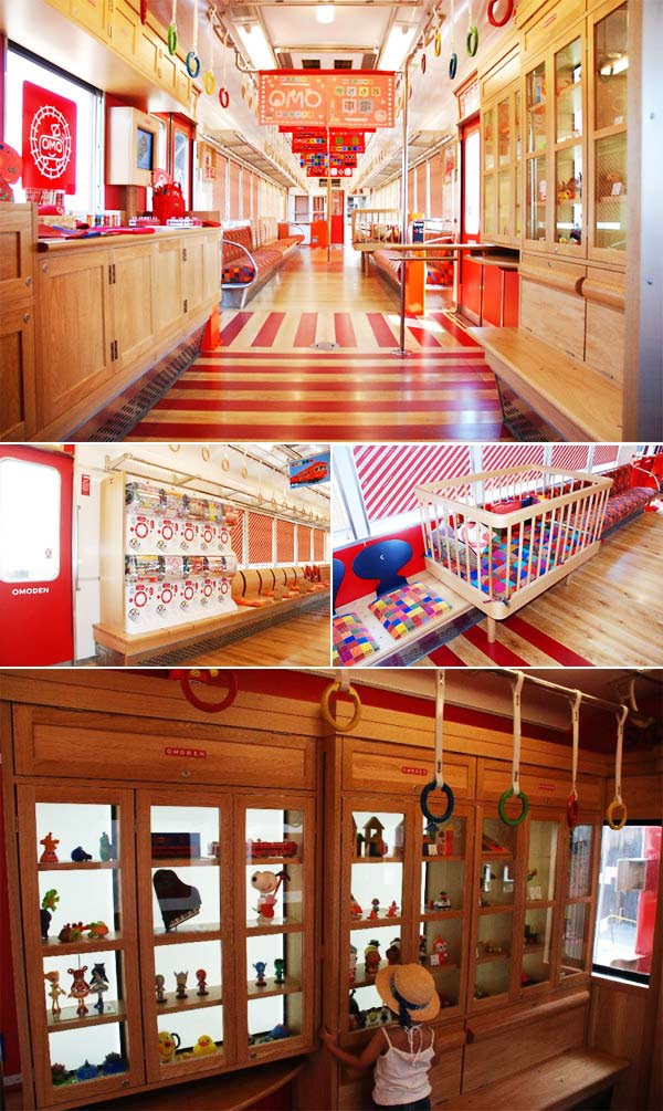 """perierga.gr - Toy Train: Το πιο """"παιχνιδιάρικο"""" τρένο στον κόσμο!"""