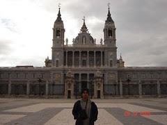 Cathedral de Nuestra Señora de la Almudela, Madrid, Spain