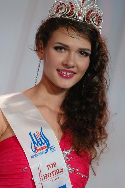 Наталья Рябова победительница международного конкурса красоты среди глухих и слабослышащих девушек