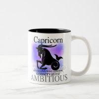Capricorn About You Mug