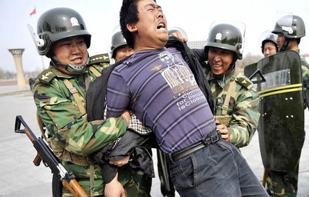 Uighur Muslims cause a lot of trouble in China and are behind virtually all the terror attacks of the past 5 years