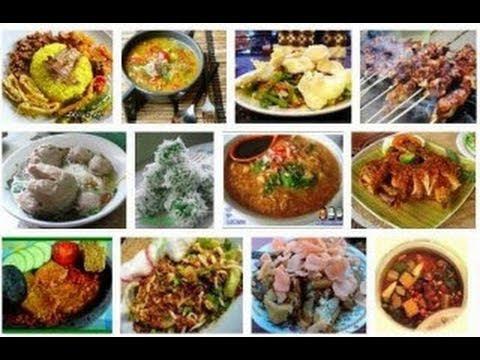 Makanan Olahan Khas Indonesia 08 Wisata Indonesia
