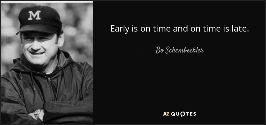 Quotes By Bo Schembechler Bo Schembechler Quotes Quotesgram Hpg