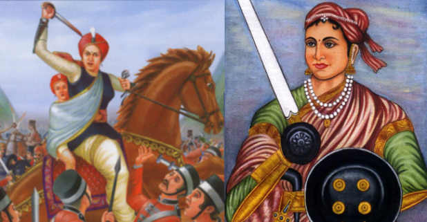Let's take you back to the history on the birth anniversary of glorious Rani Laxmi Bai