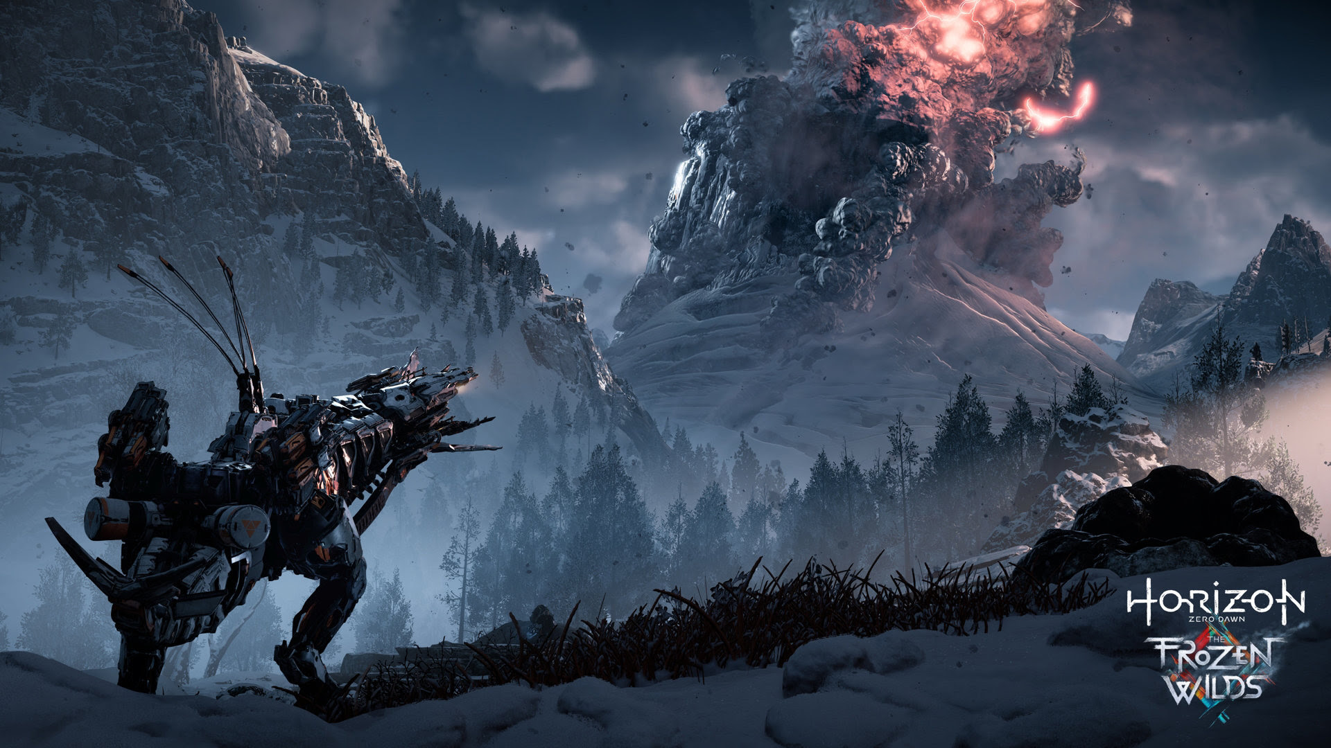 Horizon Zero Dawn's story expansion is out this November screenshot