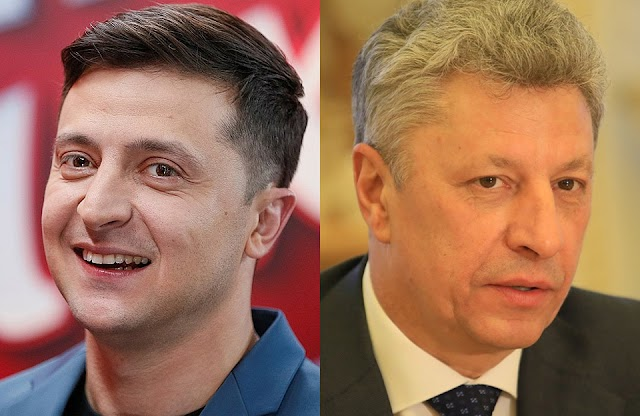 Серпнева соціологія: у другий тур виборів потрапляють Зеленський і Бойко