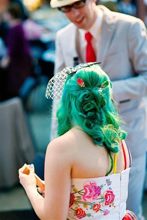 Yoshi, Final Fantasy & A Bride with Green Hair: Esther