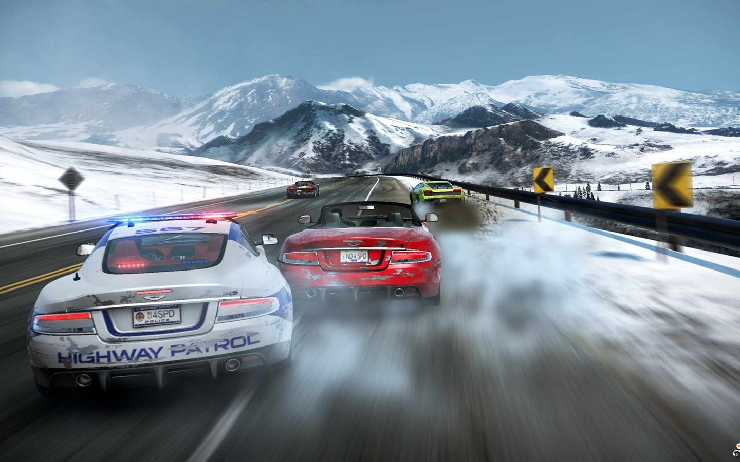 Need For Speed Hot Pursuit 5 1440x900 Wallpaper Download