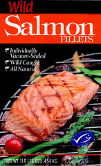 Certified Sustainable Salmon