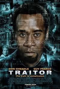 Traitor Official Poster