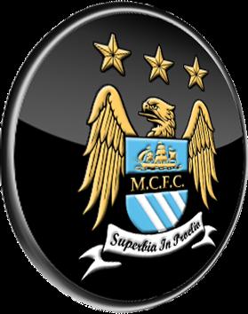 Manchester City 3D Badge by thomasdyke on DeviantArt