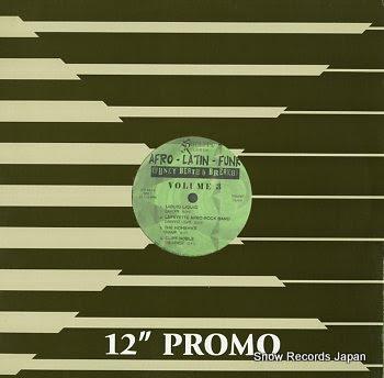 V/A afro latin funk volume 3