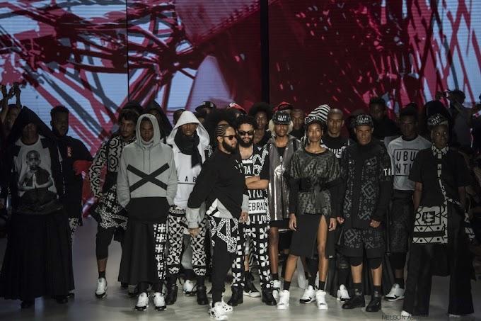 Emicida traz diversidade, música boa e moda autêntica ao SPFW; assista