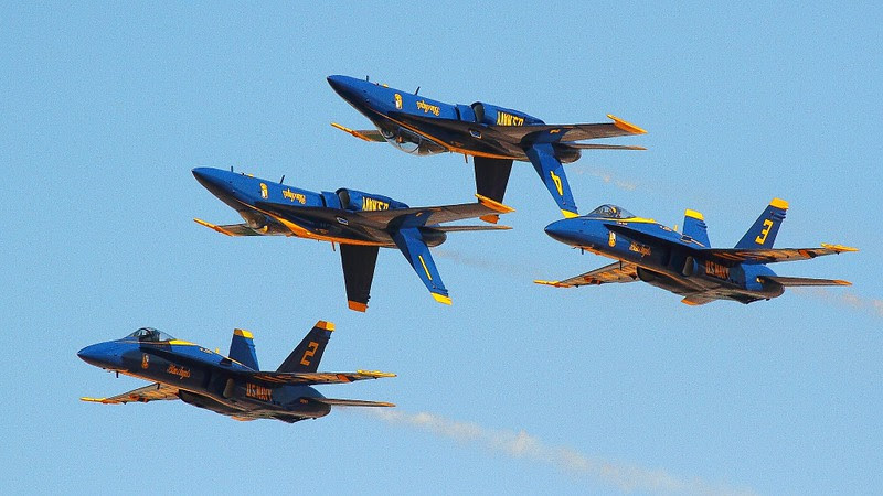 IMG_8523 Blue Angels, NAF El Centro Air Show