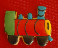 Train cookies tutorial