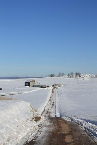 Winter in Rural Pennsylvania