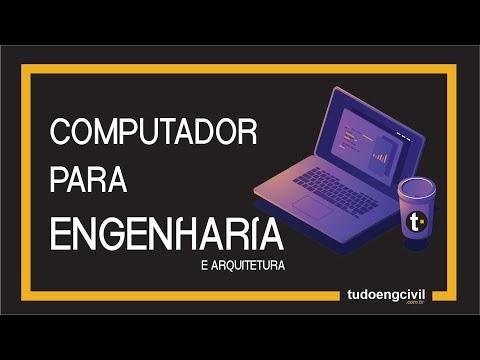 Computador para engenheiros e arquitetos