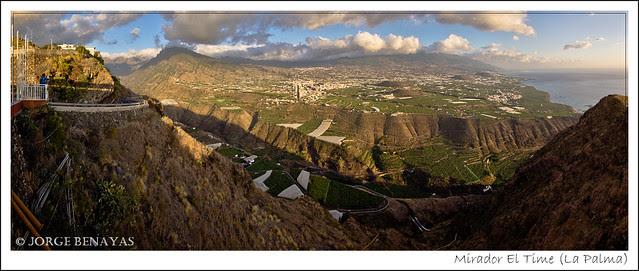 Mirador El Time (La Palma)
