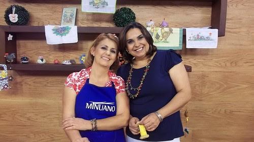 Eu e a Bete Ribeiro Sabor de Vida by Vera Arte com Giz