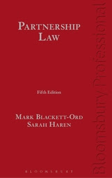 Media of Partnership Law (5th Ed)
