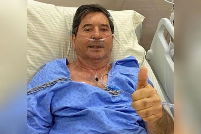 Maguito Vilela morre em São Paulo vítima da Covid-19