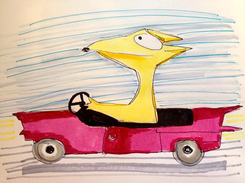 Ratso Fasto by Michelle Schamis