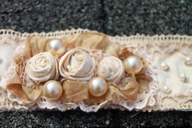 Fabric Cuff Bracelet